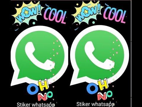 Stiker Whatsapp Diandroid Youtube
