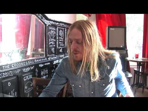 Graveyard interview - Joakim Nilsson (part 2)