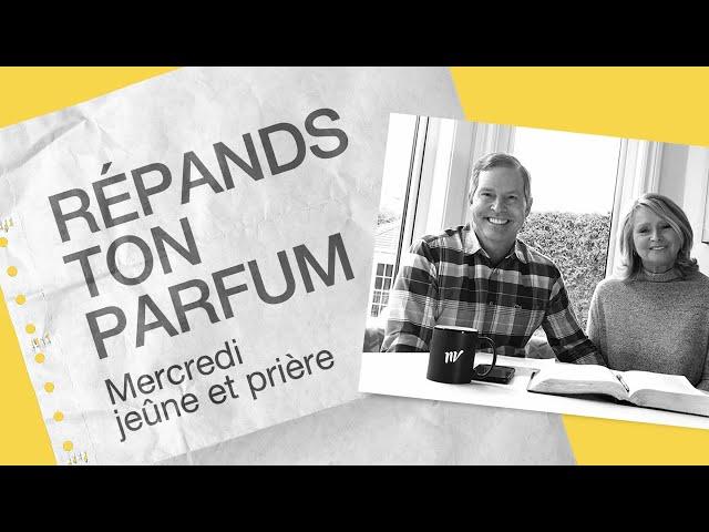 5 Août 2020 _Répands ton parfum _Chantal et Claude Houde