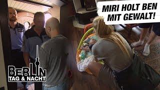 Berlin - Tag & Nacht - Miri holt Ben mit der Polizei! #1482 - RTL II