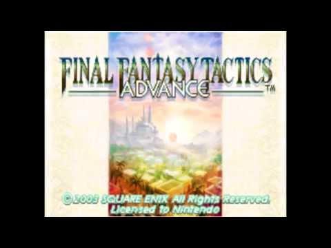 Bad snowball fight -Final Fantasy Tactics- Part 1