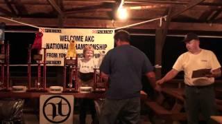 Ray Ann Lilly Akc National Gun Dog Brace Champion2010