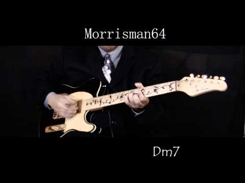 Frank Sinatra FLY ME TO THE MOON Guitar Chords play along
