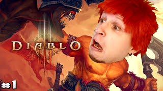 BEST GAME EVER! - Scythe Plays Diablo 3 Wizard Gameplay Walkthrough Part 1