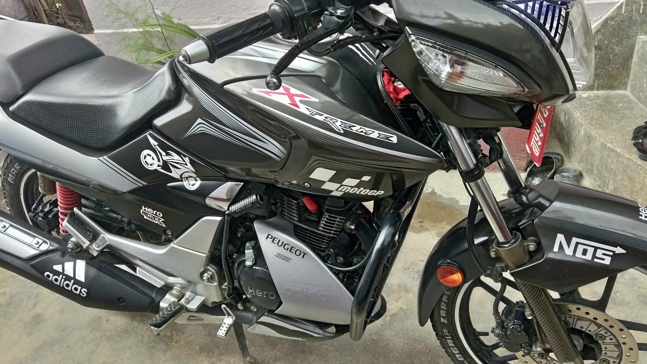 Hero Honda Cbz Xtreme Bike Accessories