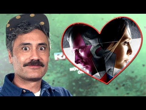 Here's 'Thor: Ragnarok' Director Taika Waititi's Scarlet Witch and Vision Rom Com Pitch