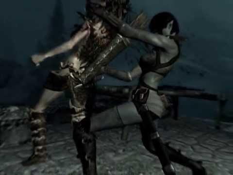 Dance Of Death 4.0 (80+ Skyrim Killmoves)