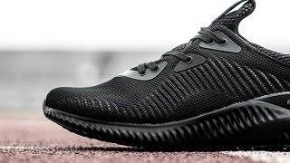 1745ea40c5297 ดาวน์โหลดเพลง Review   On-feet  Adidas Alphabounce