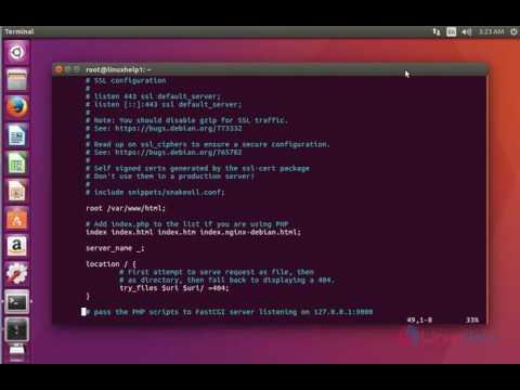 How to Configure Nginx VirtualHost in Ubuntu