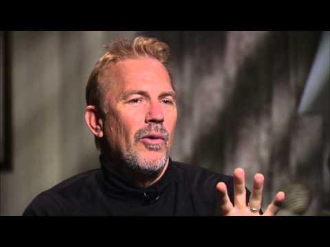 Kevin Costner, interview
