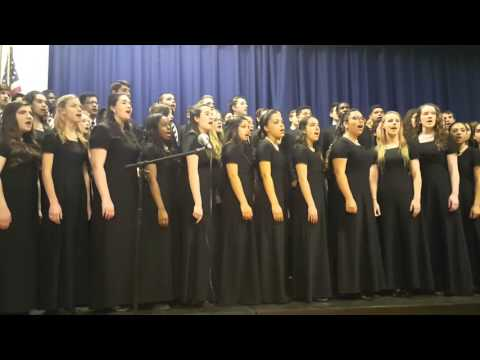"""Joshua Fit the Battle of Jericho"" Koinonia Academy Choir"