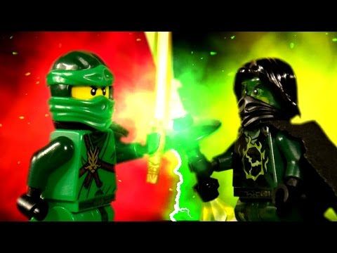 LEGO NINJAGO THE MOVIE - RISE OF THE VILLAINS PART 6 - DAWN OF CHAOS
