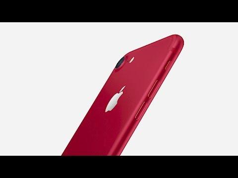 Recap: Apple's non-event Event - Red iPhone 7, $329 iPad, Nike Bands, etc.