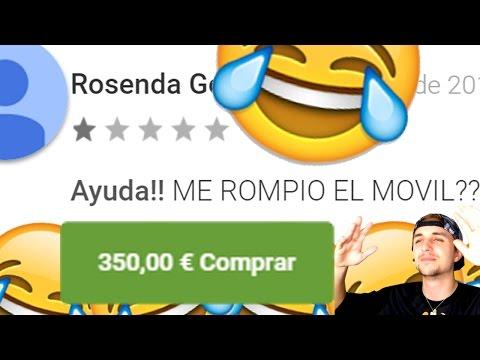MORIRÁS DE RISA! Las Reviews de Apps más DIVERTIDAS en Google Play