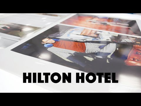 Hilton Hotels X Christian Borth Making Of | Malix