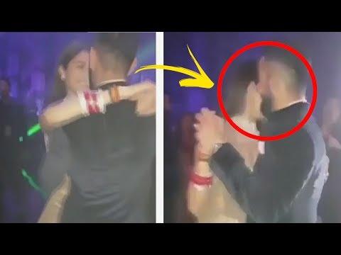Anushka Kiss Virat Kohli At Their Wedding Has Emerged