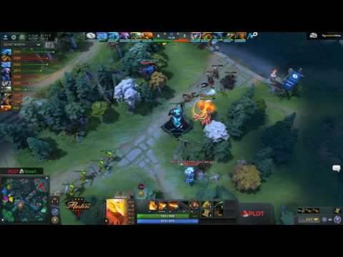 NP vs EG The Manila Master 2017 Game 3