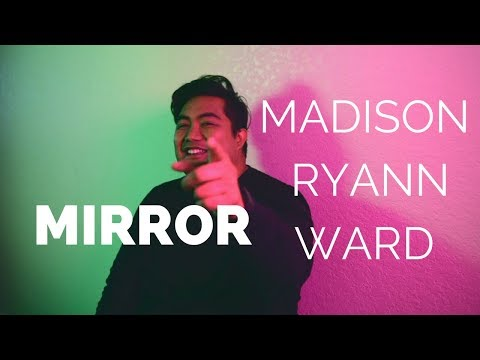 Madison Ryann Ward Mirror Cover by Loki Alohikea