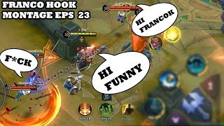 FRANCO HOOK MONTAGE EPS. 23 By Fox