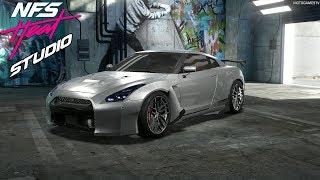 NFS Heat Studio - Nissan GT-R Premium Customization