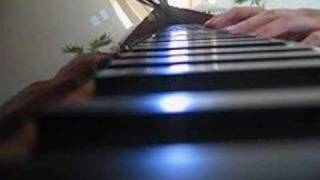 Let Go - Frou Frou played on the piano.