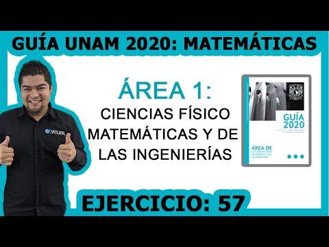 guía-unam-2020-Área-1-matemáticas-(57)-|-video-7-de-12