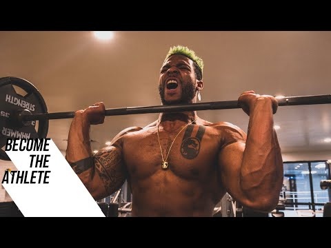 How to Do Explosive Pull Training In A Bodybuilding Gym | Become The Athlete Ep.2