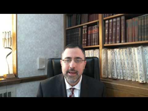 Torah Video Vort - Pinchas 5773 - Rabbi Etan Tokayer