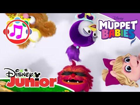 Muppet Babies ♫ Die Verdrehte Conga ♫   Disney Junior Musik