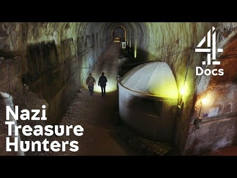 Exploring The Haunting 'Underground City' Built By Nazis | Nazi Treasure Hunters