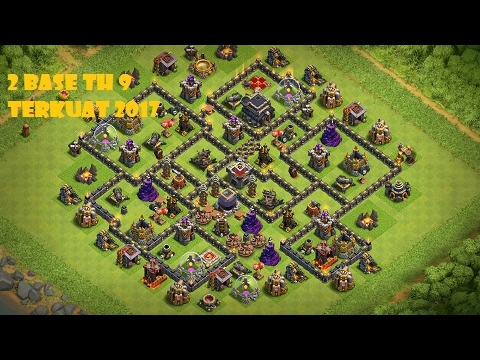 Base Coc Th 9 Terbaik Dan Terkuat 3