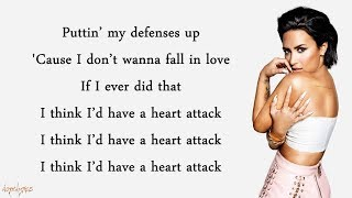Heart Attack Demi Lovato Lyrics.mp3