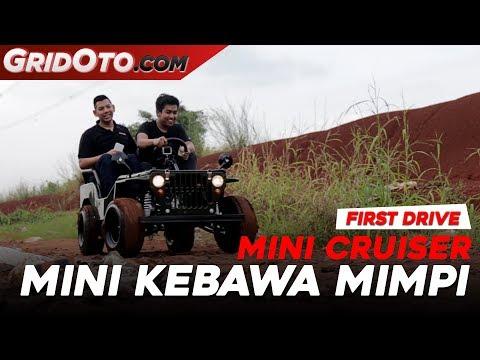 Mini Cruiser I First Drive I Gridoto Youtube