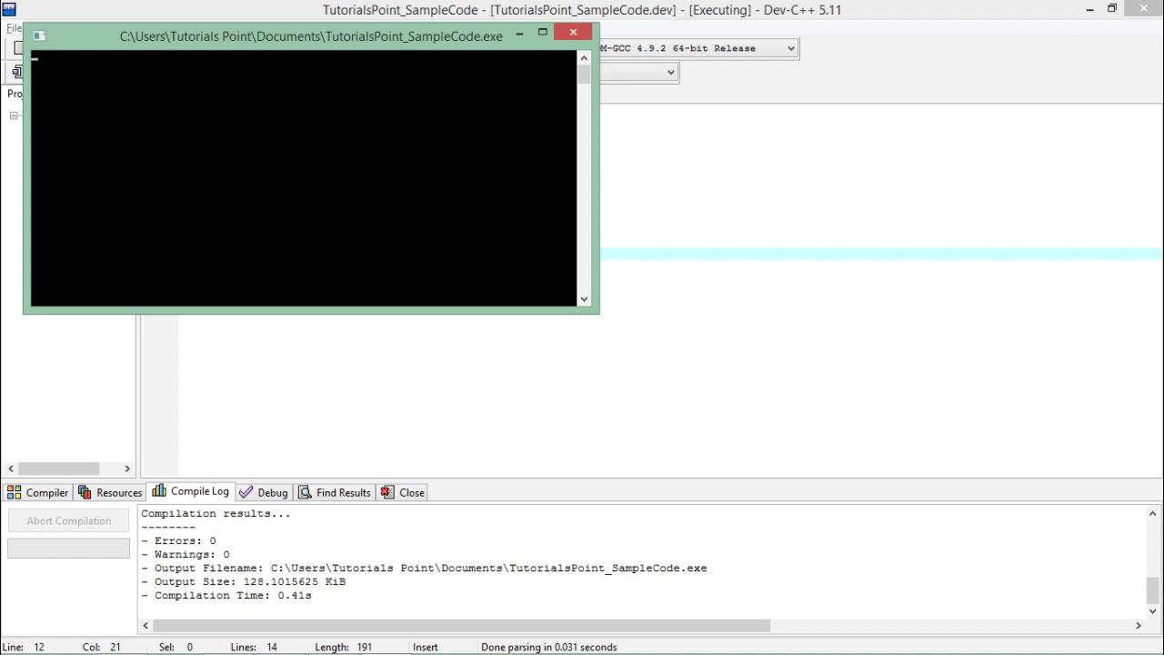 C variables youtube c variables tutorials point baditri Choice Image