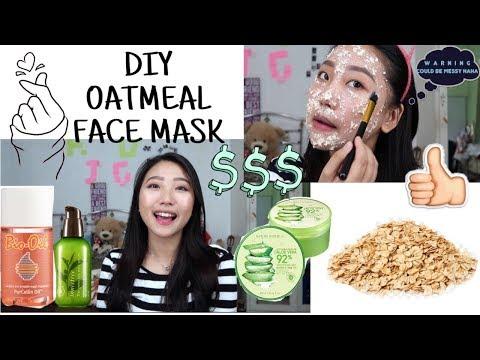DIY Oatmeal Face Mask // Masker Oatmeal // Rahasia Kulit Bersih Dari Jerawat Mp3