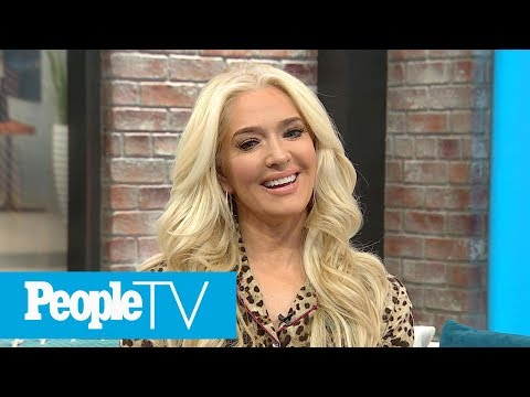 'RHOBH' Star Erika Girardi Talks New Drama And Dorit Kemsley: Is Panty-Gate Really Over? | PeopleTV