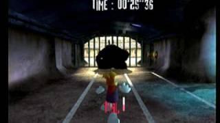 Rayman Raving Rabbids PS2 Gameplay Day 5 Bunnies are bad at peek a boo