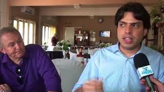 Antônio José e Zezinho Albuquerque unem lideranças trabalhando no desenvolvimento de Russas