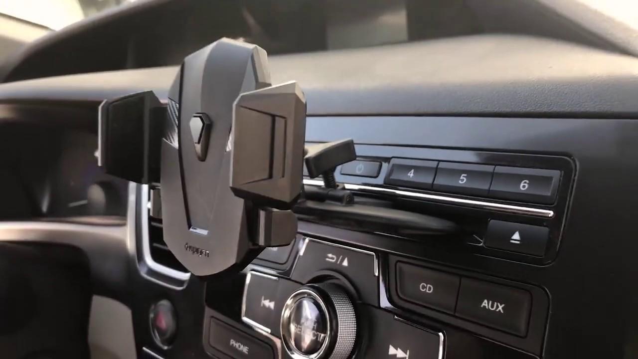 sale retailer 060aa 689be Spigen Kuel™ AP230T CD Slot Car Mount Holder