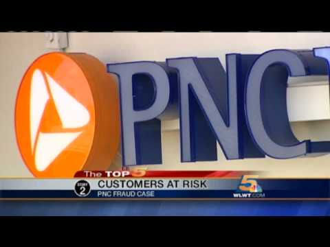 PNC Customers Claim Accounts Were Raided