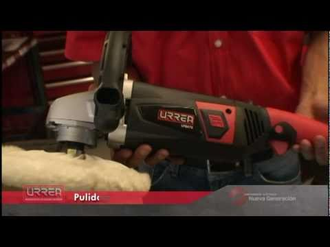 PULIDORA ANGULAR URREA URREA México thumbnail