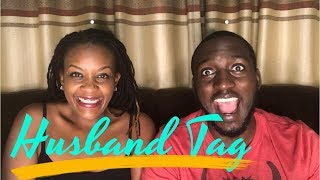 How well do we know each other?! HUSBAND TAG