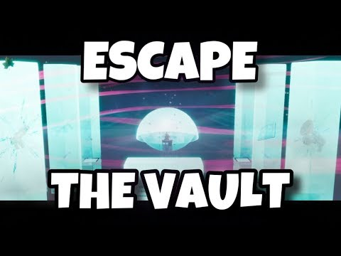 ESCAPE the VAULT by camvideos_yt | Fortnite Creative | Code: 9863-7876-0954