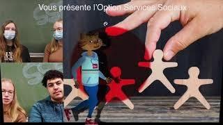 SCIENCES SOCIALES SERVICE SOCIAUX, et éducatives Nursing Puériculture JPO Sainte-Anne de Gosselies
