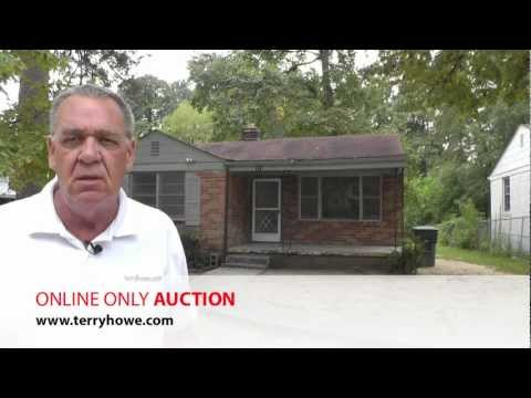 721 Vernon St, Columbia, SC - Online Only Auction