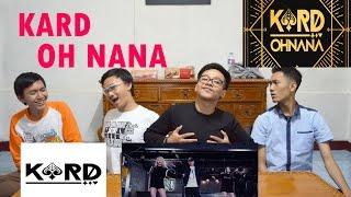 Video ( LAGU KEKINIAN ABISSS!! )  KARD - OH NANA COREO VER ( INDONESIA ) download MP3, 3GP, MP4, WEBM, AVI, FLV Maret 2018