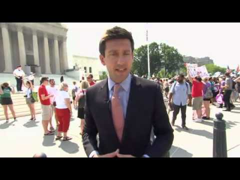 ***DEFENSE OF MARRIAGE ACT*** SAME-SEX MARRIAGE Supreme Court Extends Benefits To Gay Couples
