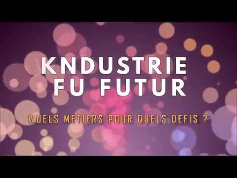 Conférence Industrie du Futur 2016 - Quels métiers pour quels défis ?