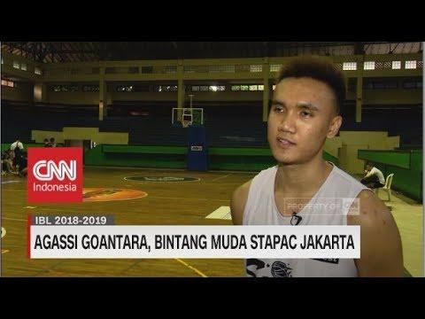 Agassi Goantara Bintang Muda Stapac Jakarta