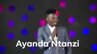 GNF TV: Ayanda Ntanzi- Wehlukile
